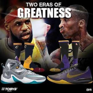 Buy The Two Eras Of Greatness Gear Available At Tobys Sports While Stocks Last 79641