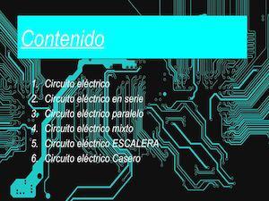 Circuito Electrico En Serie : Calaméo circuitos electricos