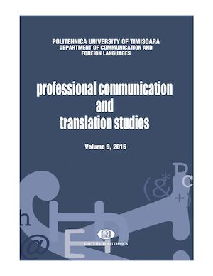 Calamo professional communication and translation studies 92016 professional communication and translation studies 92016 fandeluxe Images