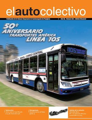 El AutoColectivo Edición N° 601