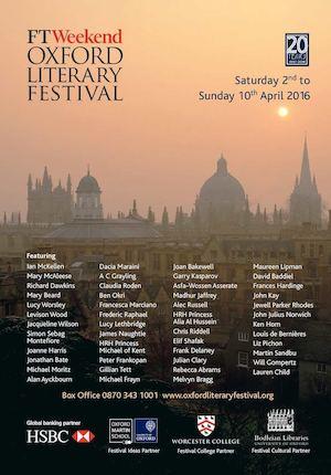san francisco c939c fe9d1 FT Weekend Oxford Literary Festival 2016 Brochure Internet