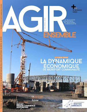 Agir Ensemble n°36 - avril 2016