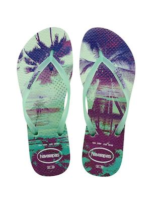 Slim Paisage Womens Slim Print Crystal Rose For Only P1545 Available At Havaianas While Stocks Last80567 80567
