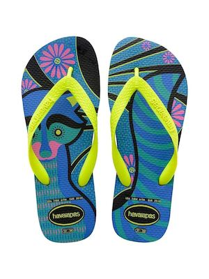 Fiesta Womens Top Print Black For Only P1045 Available At Havaianas While Stocks Last 80582