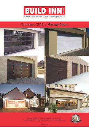 Catalogue 2016 Garage Doors