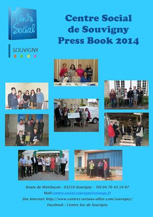 Press Book 2014 1ere Partie