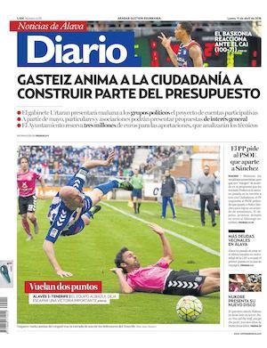 save off ca57f 6c3d6 Diario de Noticias de Álava 20160411