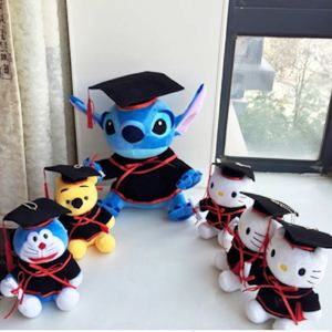 Character Graduation Plush Toy Bouquet For P376 Available At Dealspot Till May 31 2016 80702