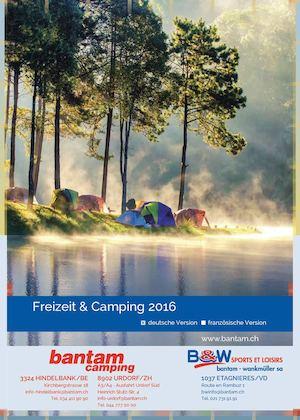 Bantam Zubehör Katalog 2016 DE
