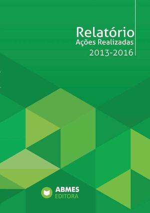 Relatório de Gestão 2013-2016