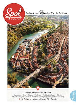 Calaméo SPOT MAGAZINE Ausgabe 1_2016 FRÜHLING