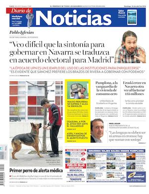 quite nice dcfef 4f9e0 Diario de Noticias 20160424
