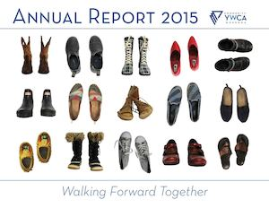 YWCA Muskoka Annual Report - 2015
