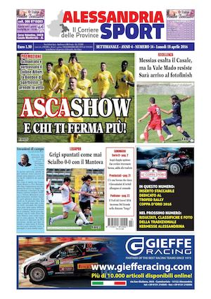 2805c71add Calaméo - 2016 Alessandria Sport 14