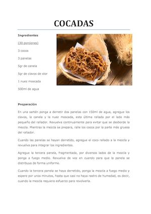 Calaméo - Gastronomía Chocoana, Chocó Cultura Y Sazón