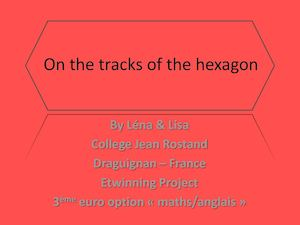 France - On the tracks of the hexagon