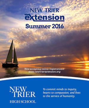 New Trier Extension Summer Catalog 2016