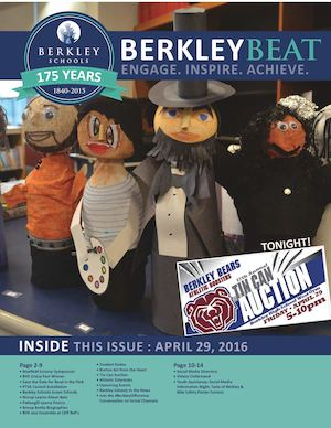 Berkley Beat 4-29-16