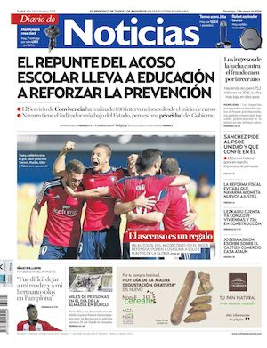 Diario de Noticias 20160501