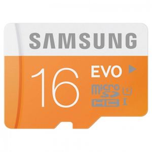 Samsung Evo Mb Mp16d 16gb Microsdxc Card For P462 50 Available At Dealspot Till June 30 2016 81475