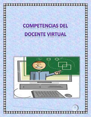 Calaméo El Perfil De Competencias Del Docente Virtual