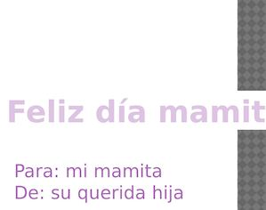 mother¨´s day