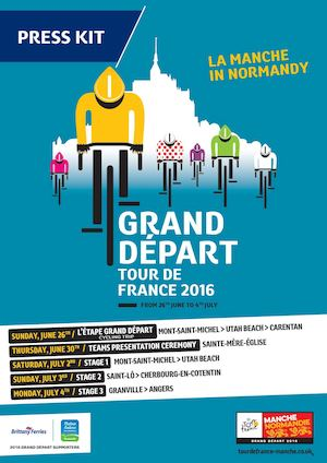 Press kit 2016 Tour de France Grand Départ