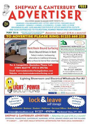 The Shepway and Canterbury Advertiser