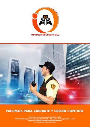 Brochure Optimus