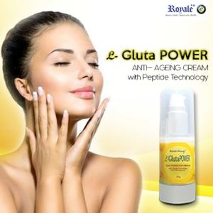 Royale L Gluta Power Line Corrector Cream For Only P476 Available At Dealspot Till June 30 201681549 81549