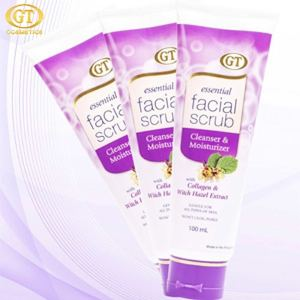 Gt Facial Scrub 100ml For P135 75 Available At Dealspot Till June 30 2016 81565