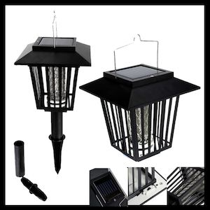 2 In 1 Solar Powered Insect Mosquito Killer Lamp For P883 75 At Dealspot Till June 30 2016 81576