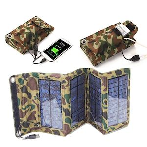 Solar Portable Folding Power Bank For P2097 Available At Dealspot Till June 30 2016 81580