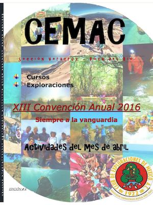 Revista Cemac Abril 2016