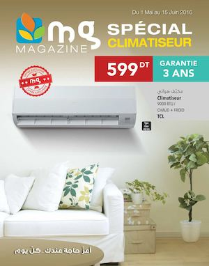 Flyer Climatiseur