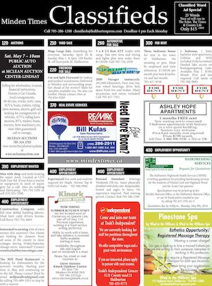 Classifieds April 28, 2016