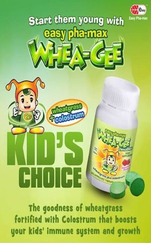 Whea Gee Chewables 90 Tabletsbottle For P760 75 Available At Dealspot Till June 30 2016 81638