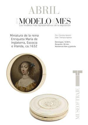 Calaméo - Miniatura de la reina Enriqueta María de Inglaterra ...