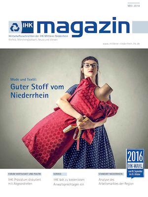 Calaméo - IHK Magazin Mai 2016