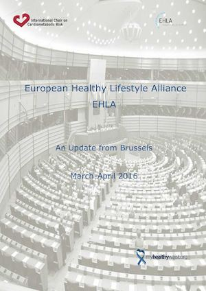 Ehla An Update From Brussels March April 2016