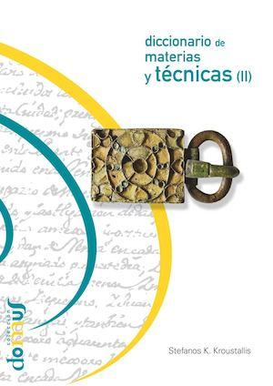 c2ef91598428 Calaméo - Diccionario de materias y técnicas (II. Técnicas)