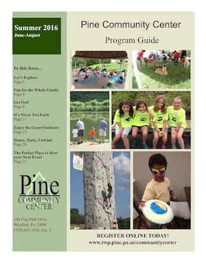 Summer 2016 Program Guide