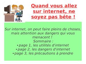 Prévention Internet 6e3
