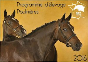 Catalogue Programme d'Elevage 2016