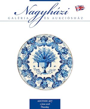 Nagyházi Gallery and Auction house - Auction 217