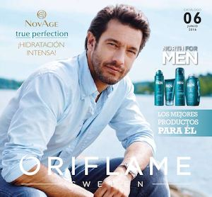 CATALOGO ORIFLAME JUNIO 2016 COSTA RICA