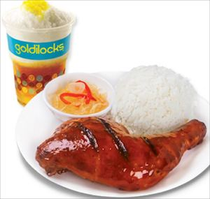 Try Goldilocks Sarapinoy Meal 8 For Only P129 Available In All Goldilocks Stores 82284