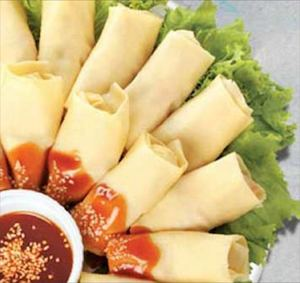 Try Goldilocks Fresh Lumpia Party Size For Only P765 Available In All Goldilocks Stores82302 82302