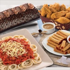 Try Goldilocks Celebration Package 4 For Only P1999 Available In All Goldilocks Stores 82324