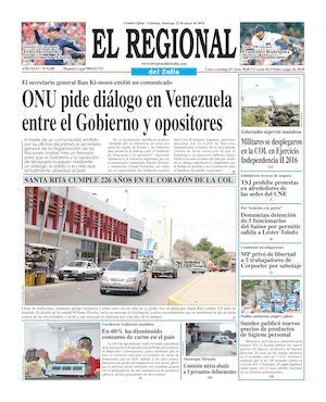 Calaméo El Regional del Zulia 22 05 2016